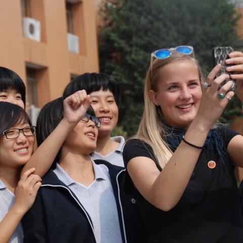 Kulturmøde i Kina