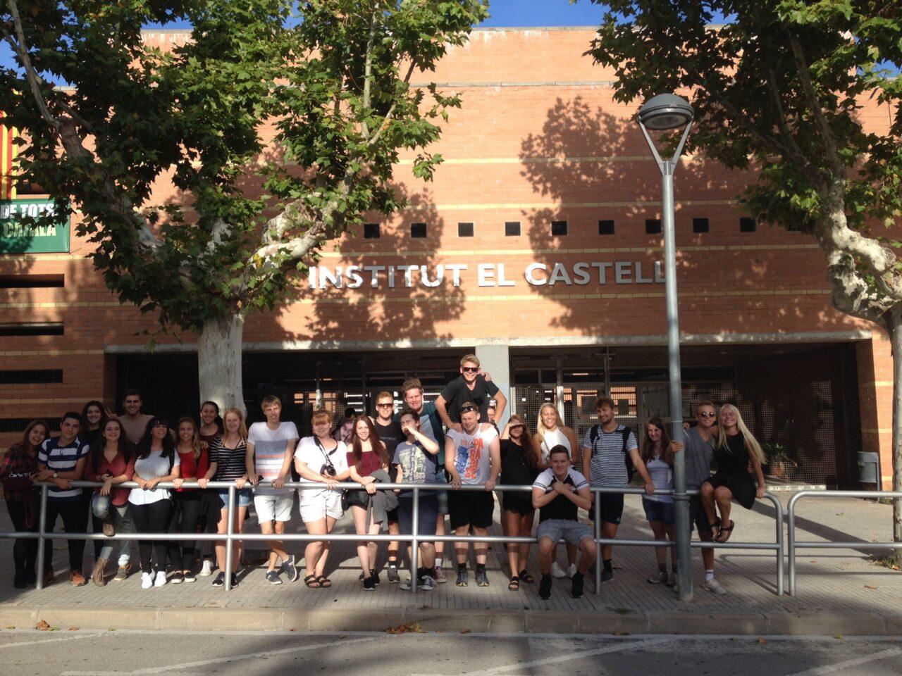 Studierejse til Spanien