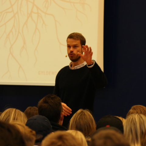 Svend Brinkmann holder foredrag