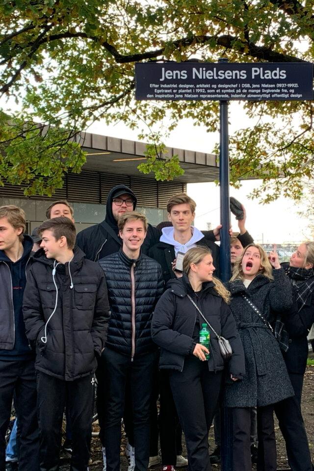 Elever i København