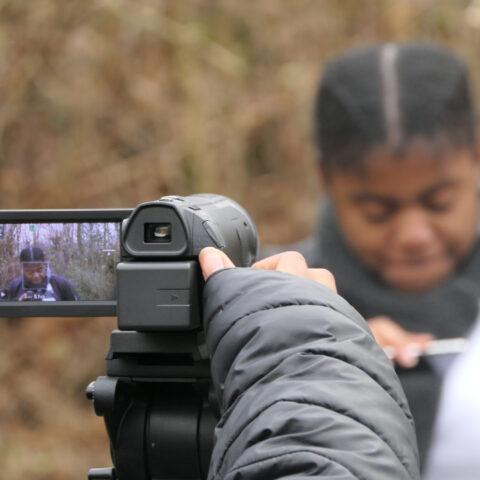Elever filmer