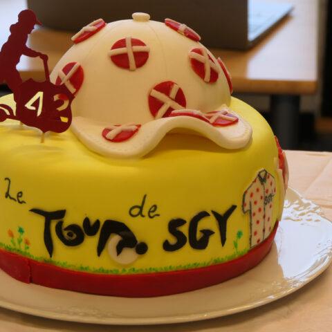 Le tour de SGY kage