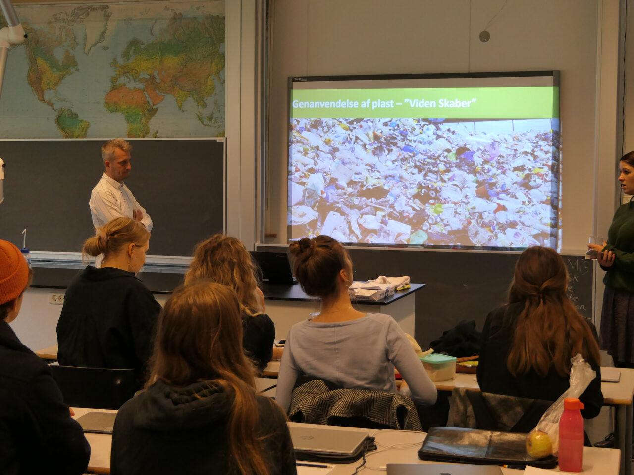 Foredrag ved af Thomas Helmer Pedersen